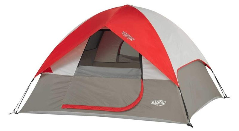 About Backpacking Dome Tent