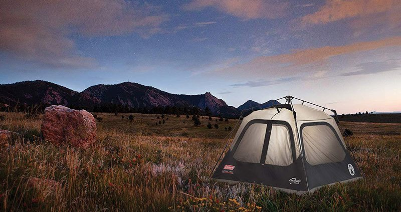 About Backpacking Tents