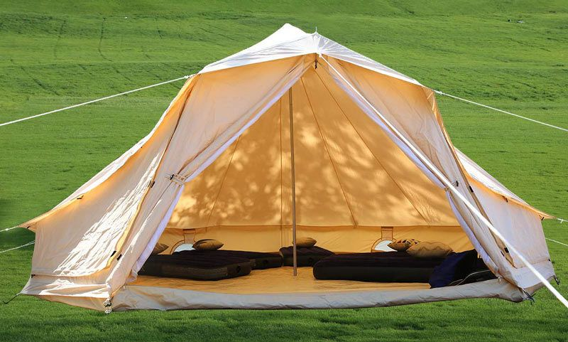 Backpacking four seasons Tent