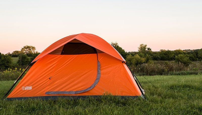 Backpacking polyester Tent