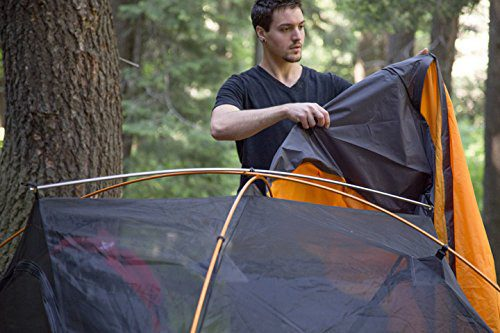 Choosing the Best Backpacking Tent Setup