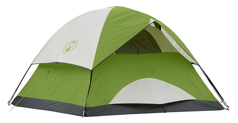 Coleman Dome Tent Overview