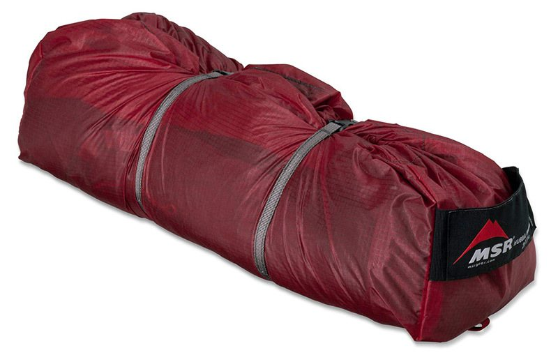 MSR Hubba Hubba NX Backpacking Tent packing