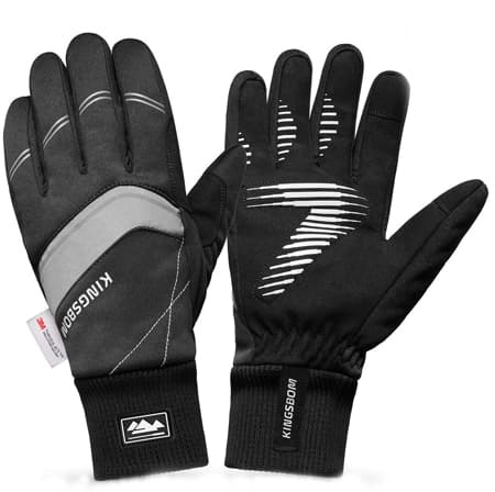 The Kingsbom 3m Winter Touchscreen Gloves